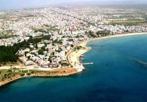 Город курорт Дидим в Турции