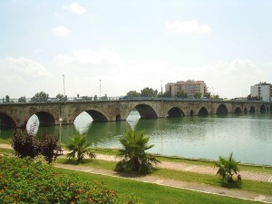 Каменный мост Таш-Копрю